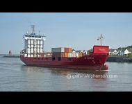 BF Aurelia container vessel