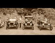 Vintage Fords.