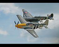 Spitfire & Mustang No 1 copy