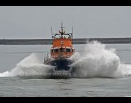 Lifeboat a bone in its teeth No2