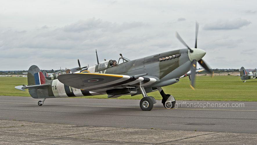 Spirit of Kent Spitfire