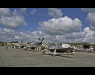 Line Up of P 51 s copy