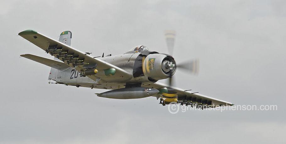 Skyraider Armed