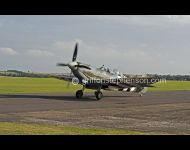 2 Sea Spitt MJ627 taxis by