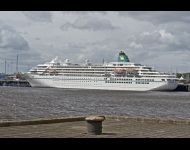 Amadea at Northumbria Quay