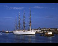 Tall Ship Sedov