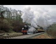 45212 approaches Darnholm