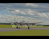 P38 Pilot Wave