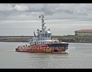 Spanish Tug Red Panther