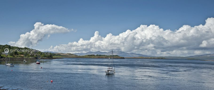 View towards Mull No 1