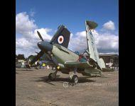 Seafire SX336 Static
