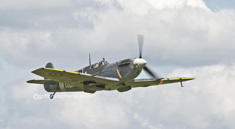 Spitfire V AE A