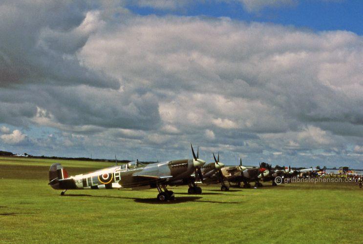 Spitfire Line up