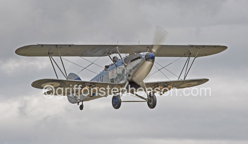 Hawker Hind Take Off