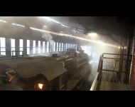 NYMR Steam Shed
