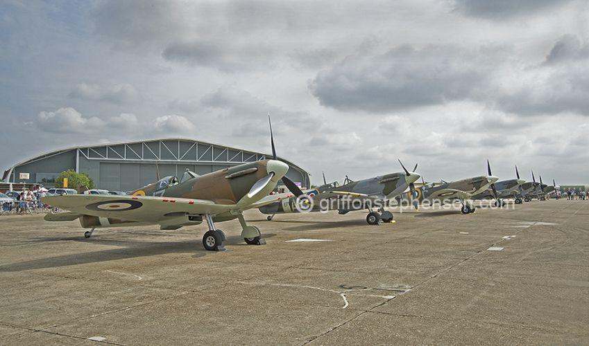Spitfire Line Up No1