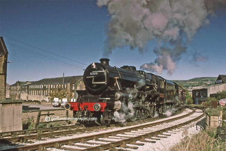 5305 leaving Keighley copy
