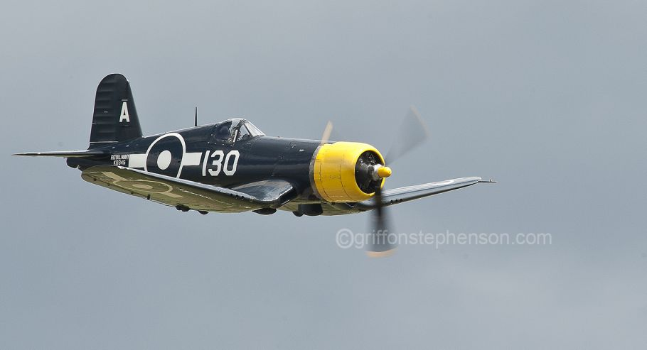 Corsair Royal Navy
