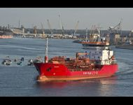 Oil Products Tanker Amonith