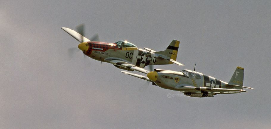 P 51 and Apache