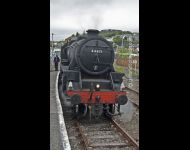 44871  standing in Oban station