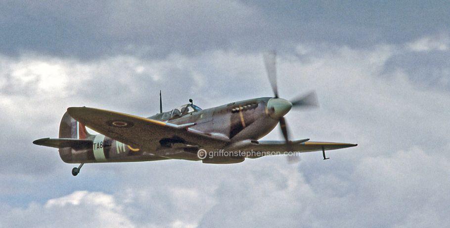 Spirit of Kent Spitfire copy