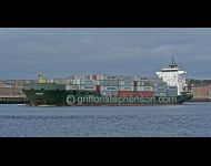 Container ship Herm
