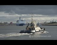 Svitzer Sun & Princess Seaways