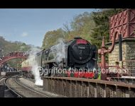Britannia at Goathland
